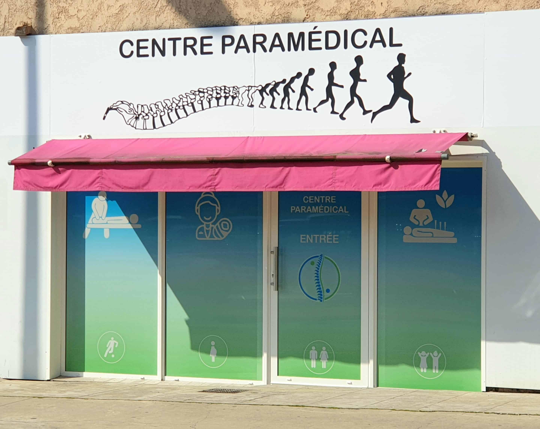 centre paramédical tapis vert vallauris osteopathe busnel golfe juan